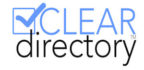 Clear Business Directory Retina Logo