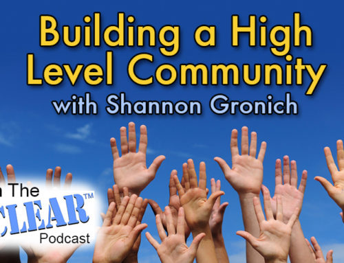 Building A High Level Community with Shannon Gronich