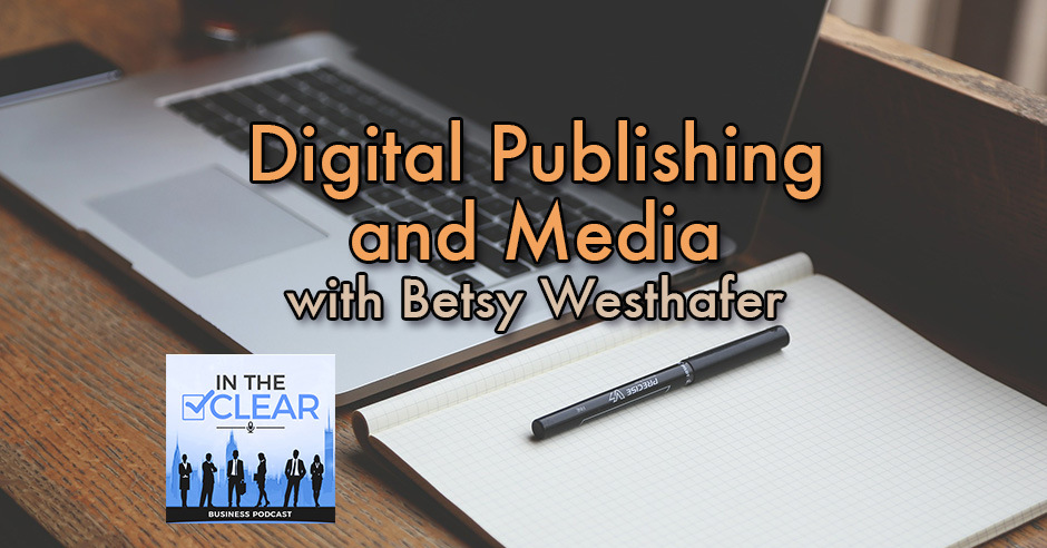 In The Clear 68 | Digital Publishing
