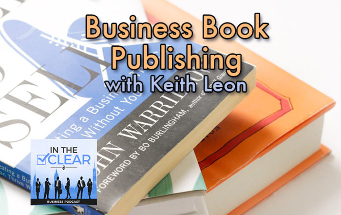 In The Clear 69 | Business Book
