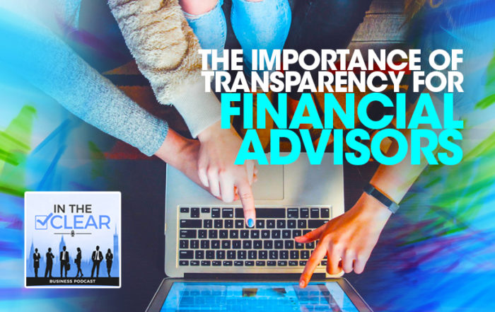 ITC - The Importance of Transparency for Financial Advisors