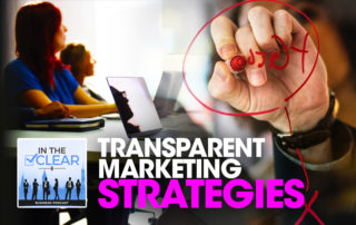 ITC - Transparent Marketing Strategies
