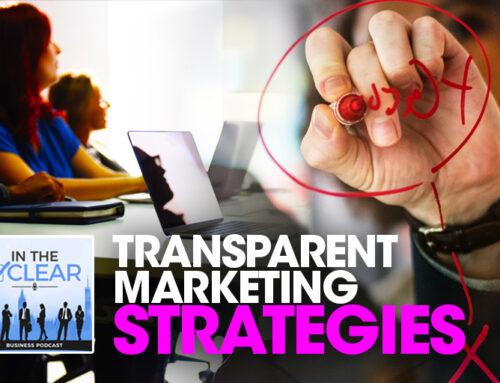ITC – Transparent Marketing Strategies