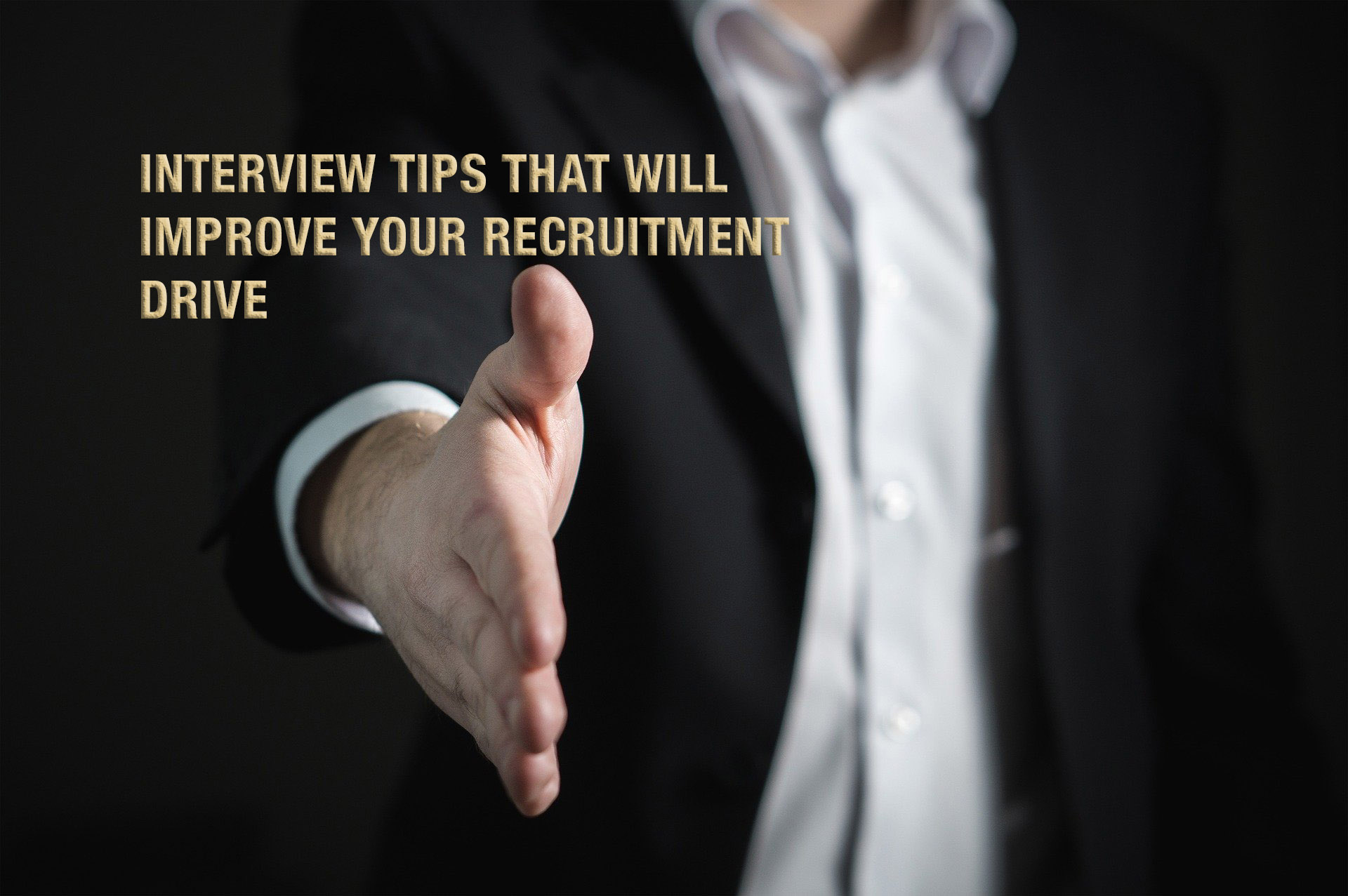 Interview Tips That Will Improve Your Recruitment Drive